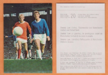 Manchester United Denis Law Scotland 20